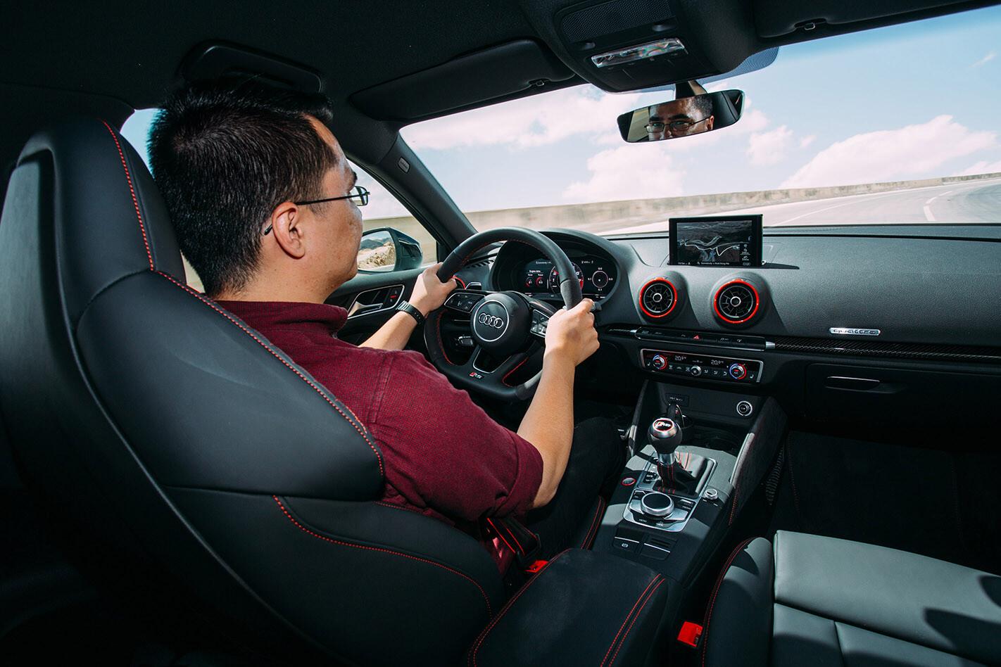 2017 Audi Rs 3 Sedan Review Interior Driver Jpg