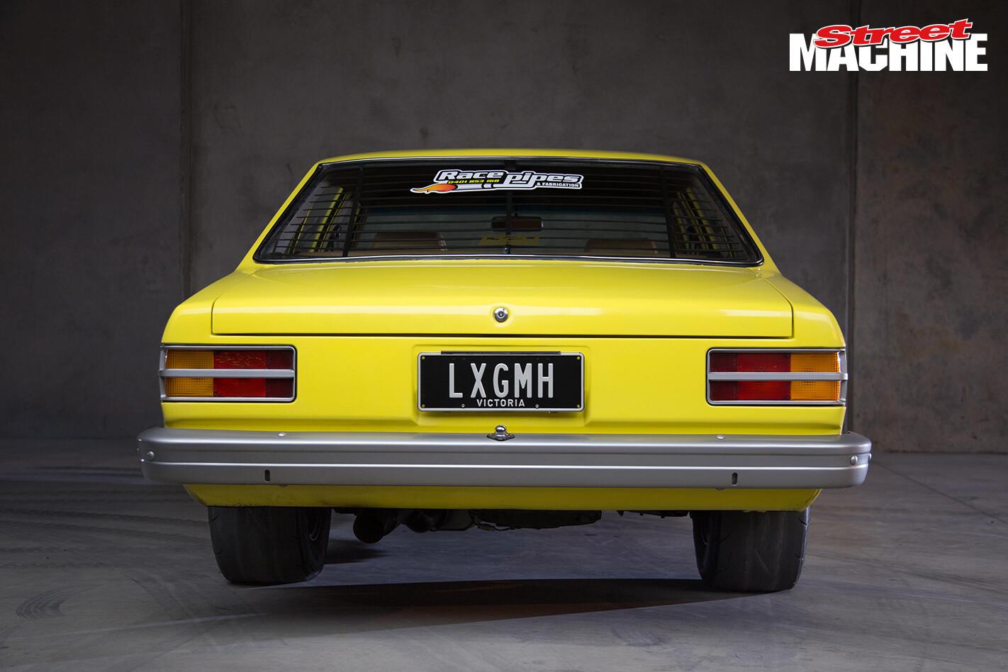 LX Torana 308 Turbo 7 Nw
