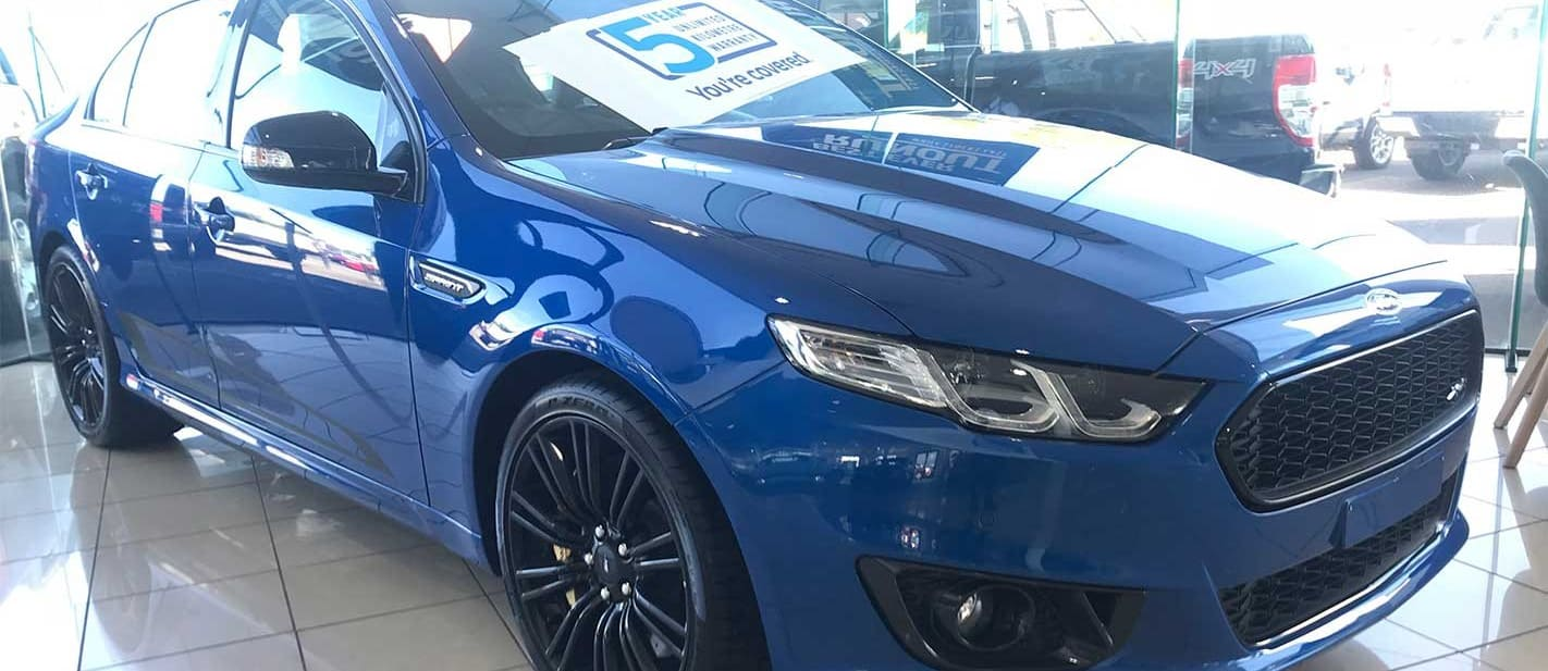Final Ford Falcon sold become GT Holy Grail