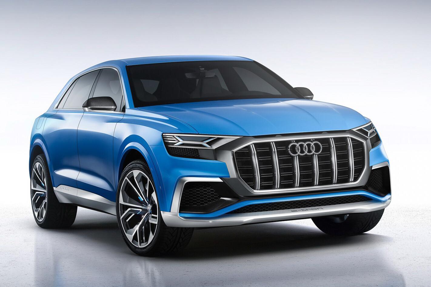 Audi Q 8 Concept Front Jpg