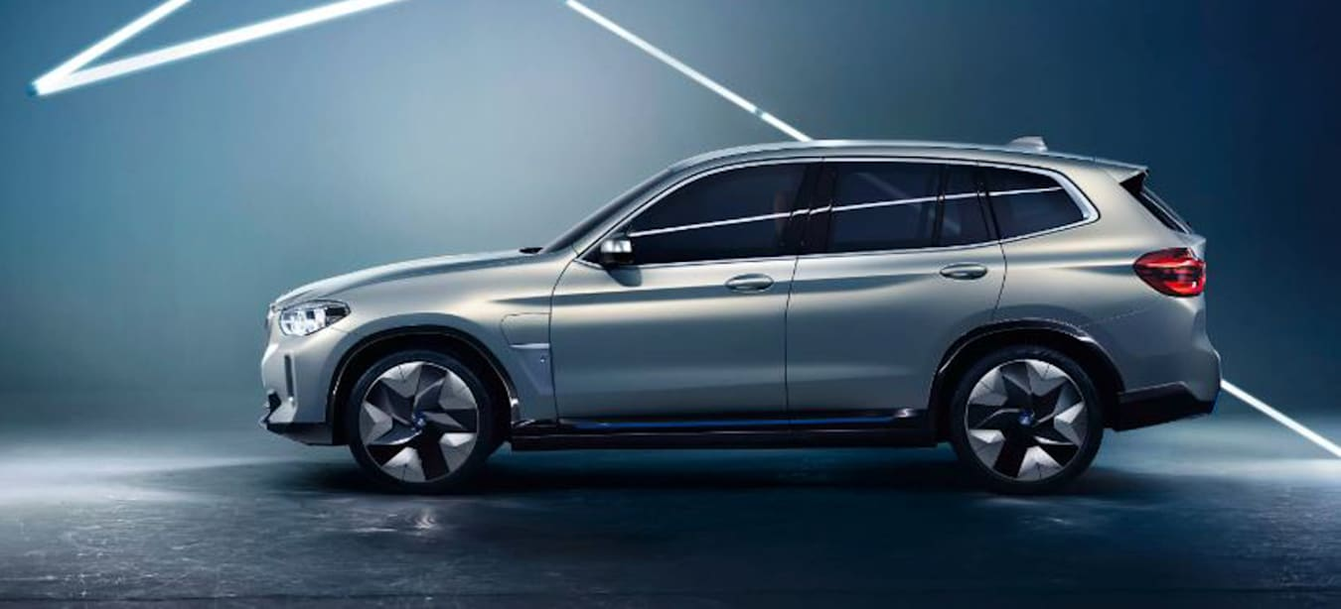 2020 BMW iX3 confirmed