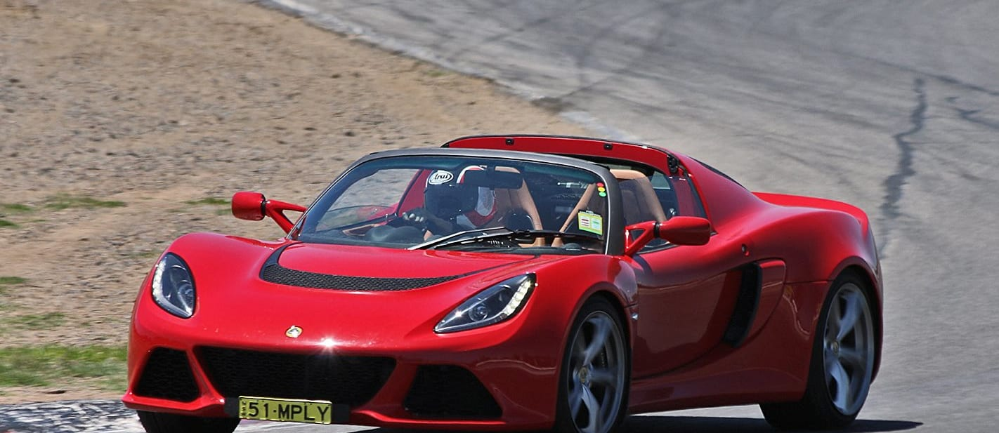 2016 Lotus Exige S Roadster review