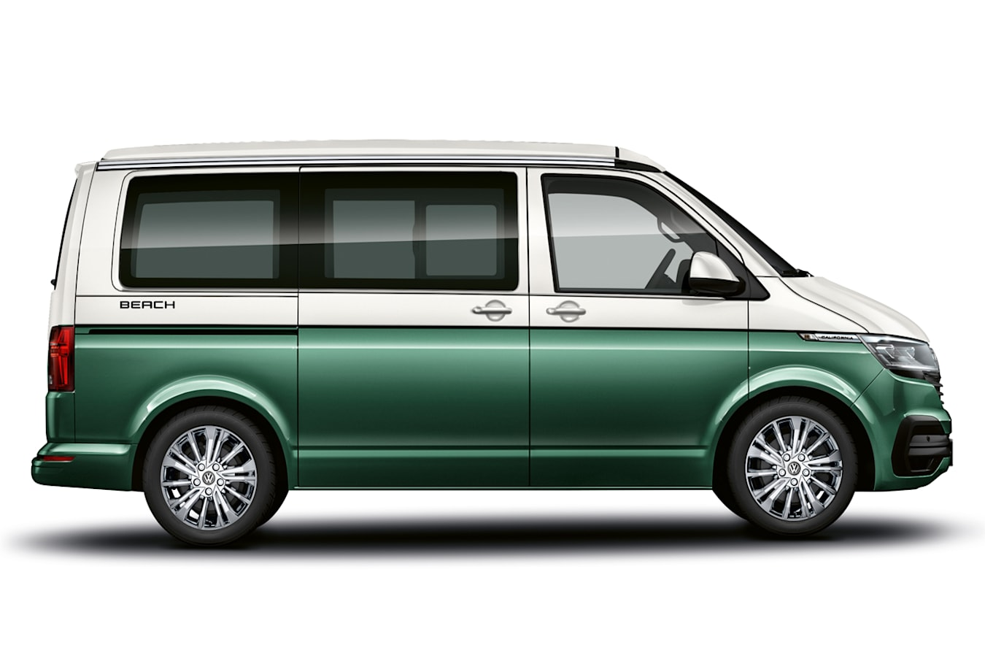 2020 Volkswagen California Beach Camper Van