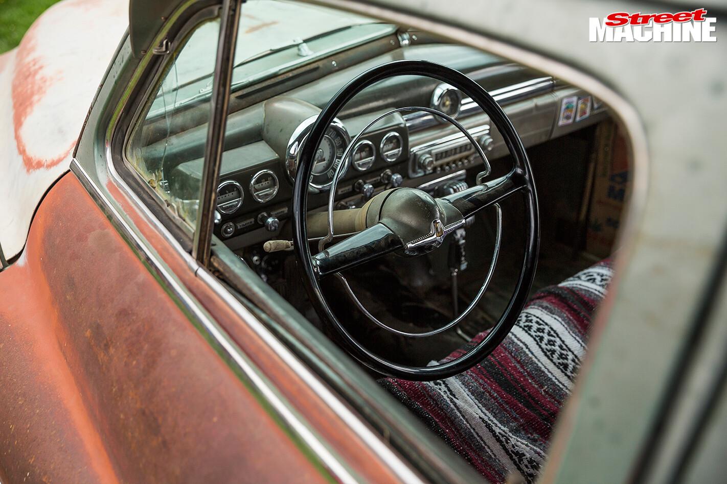 Mercury -interior