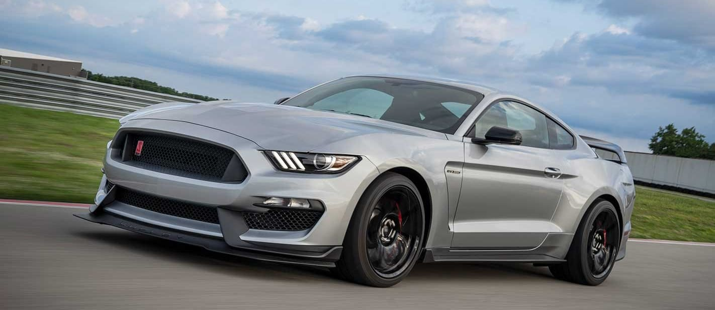 Updated Ford Mustang GT350R GT500 upgrades