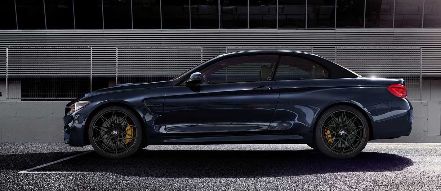 BMW M4 Convertible 30 Years revealed