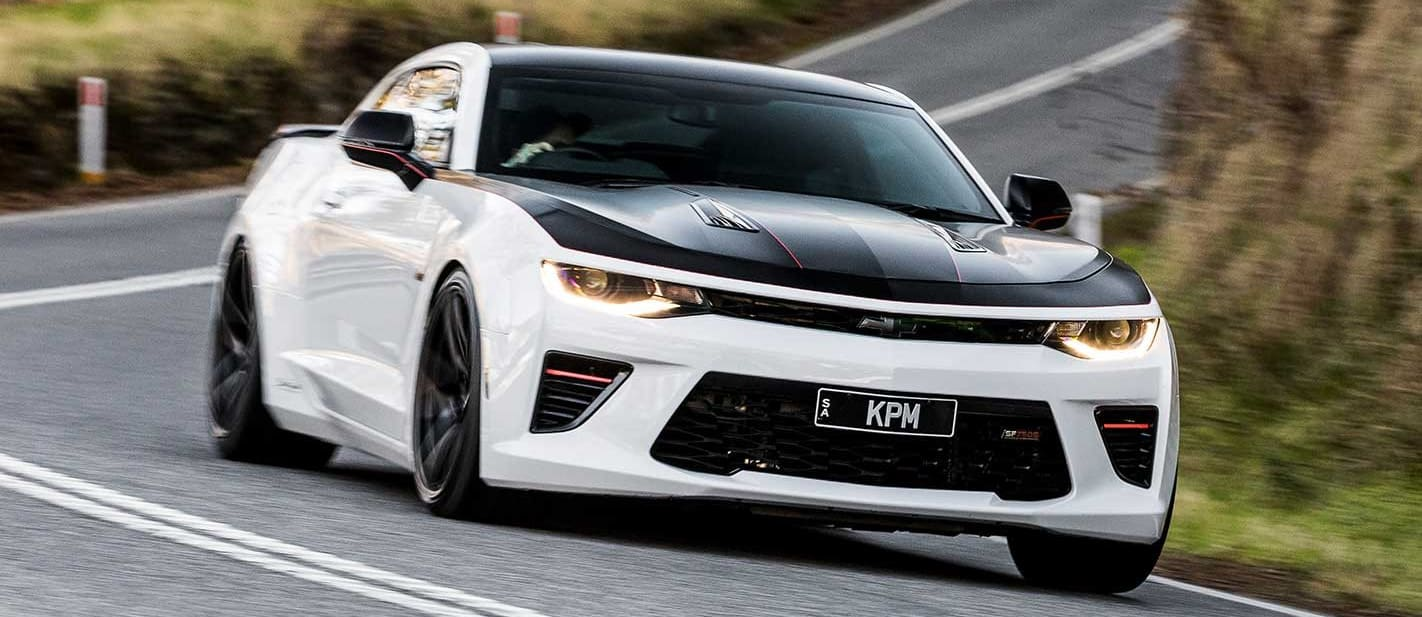 StreetFighter SF750S Chevrolet Camaro review