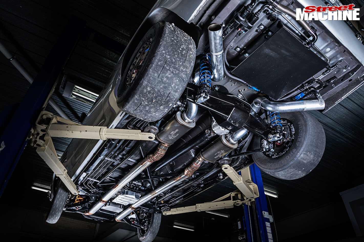 Holden HQ Monaro GTS under