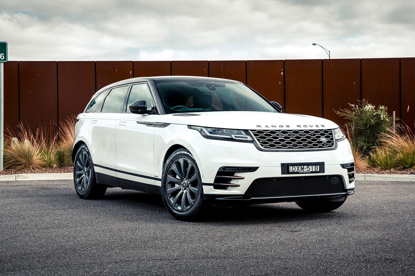 2019 Range Rover Velar P300