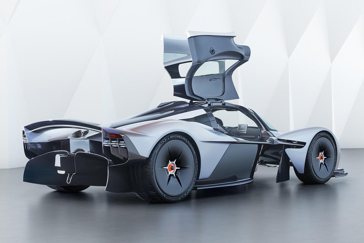 Aston Martin Red Bull Racing Valkyrie