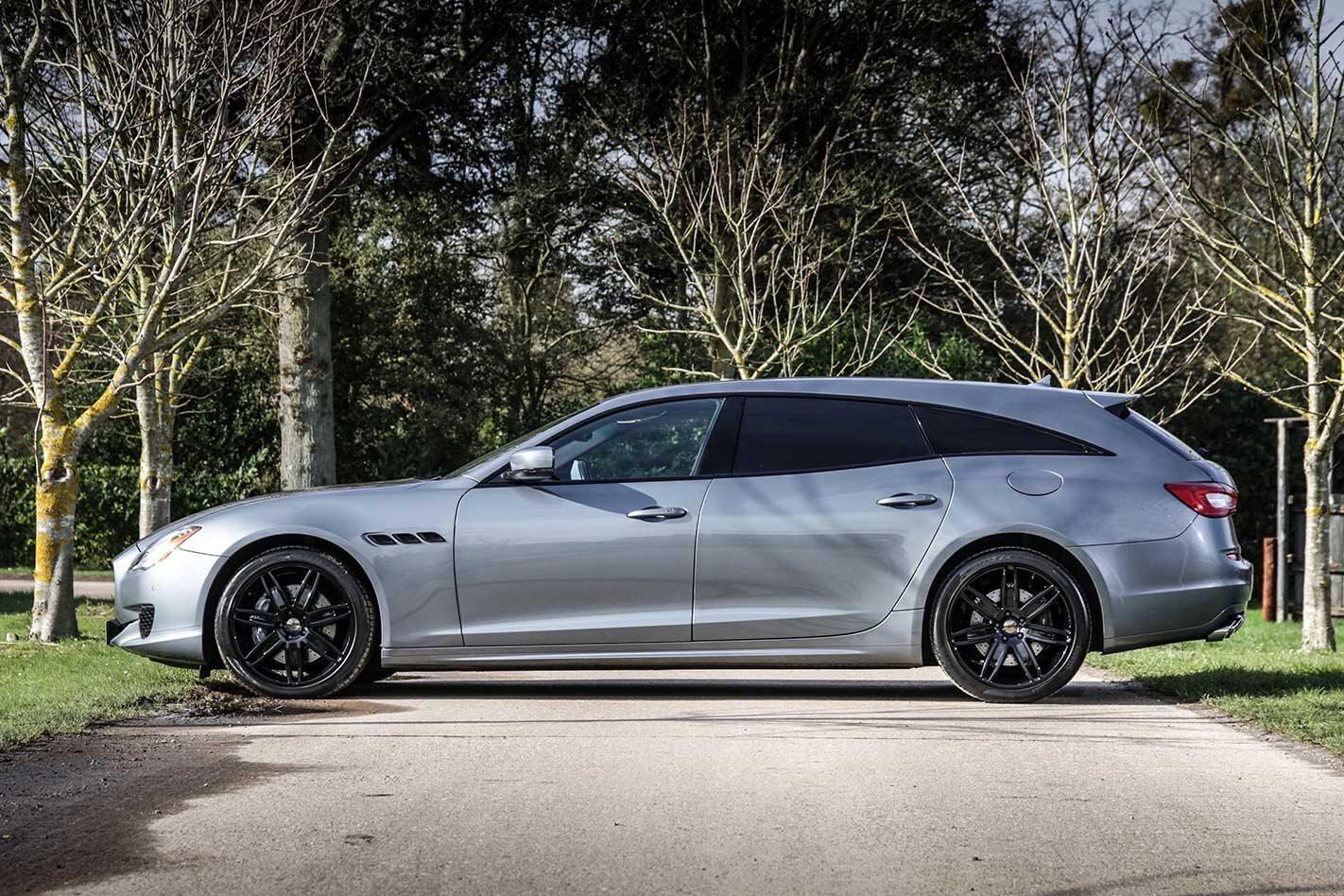 One-off Maserati Quattroporte wagon sale