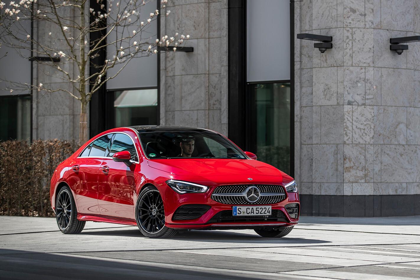Mercedes Benz Cla Qtr Jpg