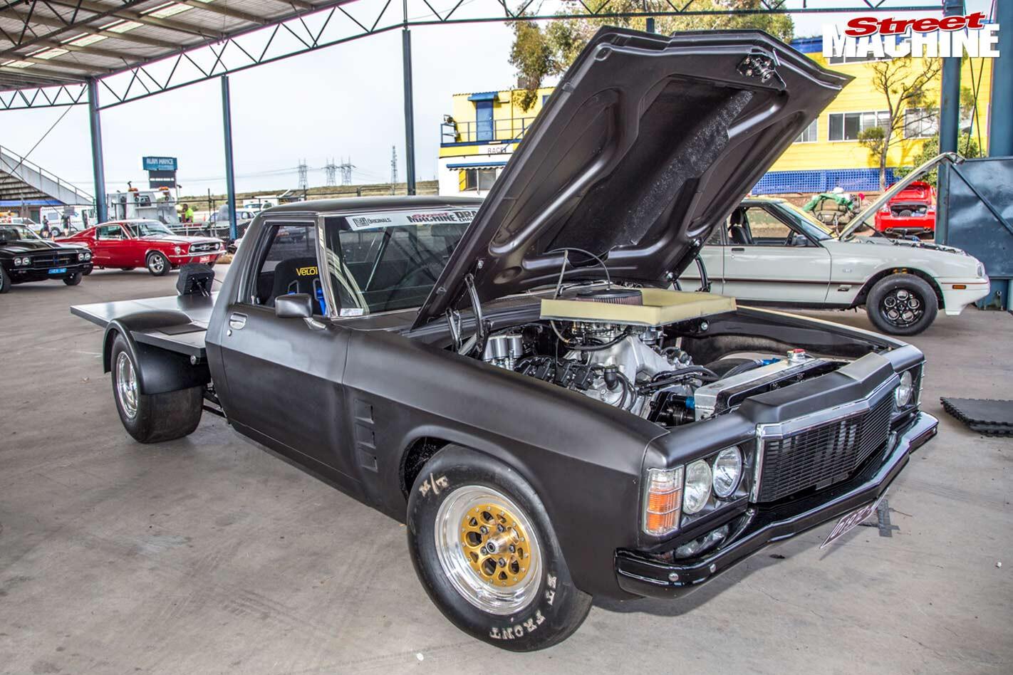 Holden One Tonner