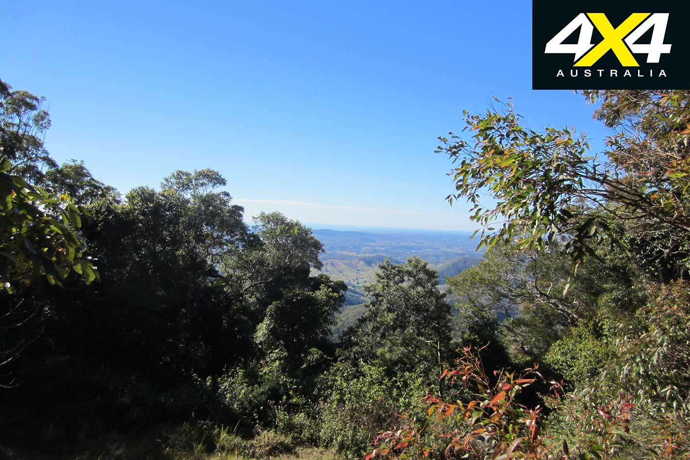 4 X 4 Trip To Daguilar National Park Qld Forest Jpg