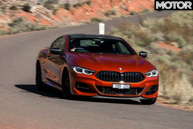 2019 BMW M 850 I Handling Jpg