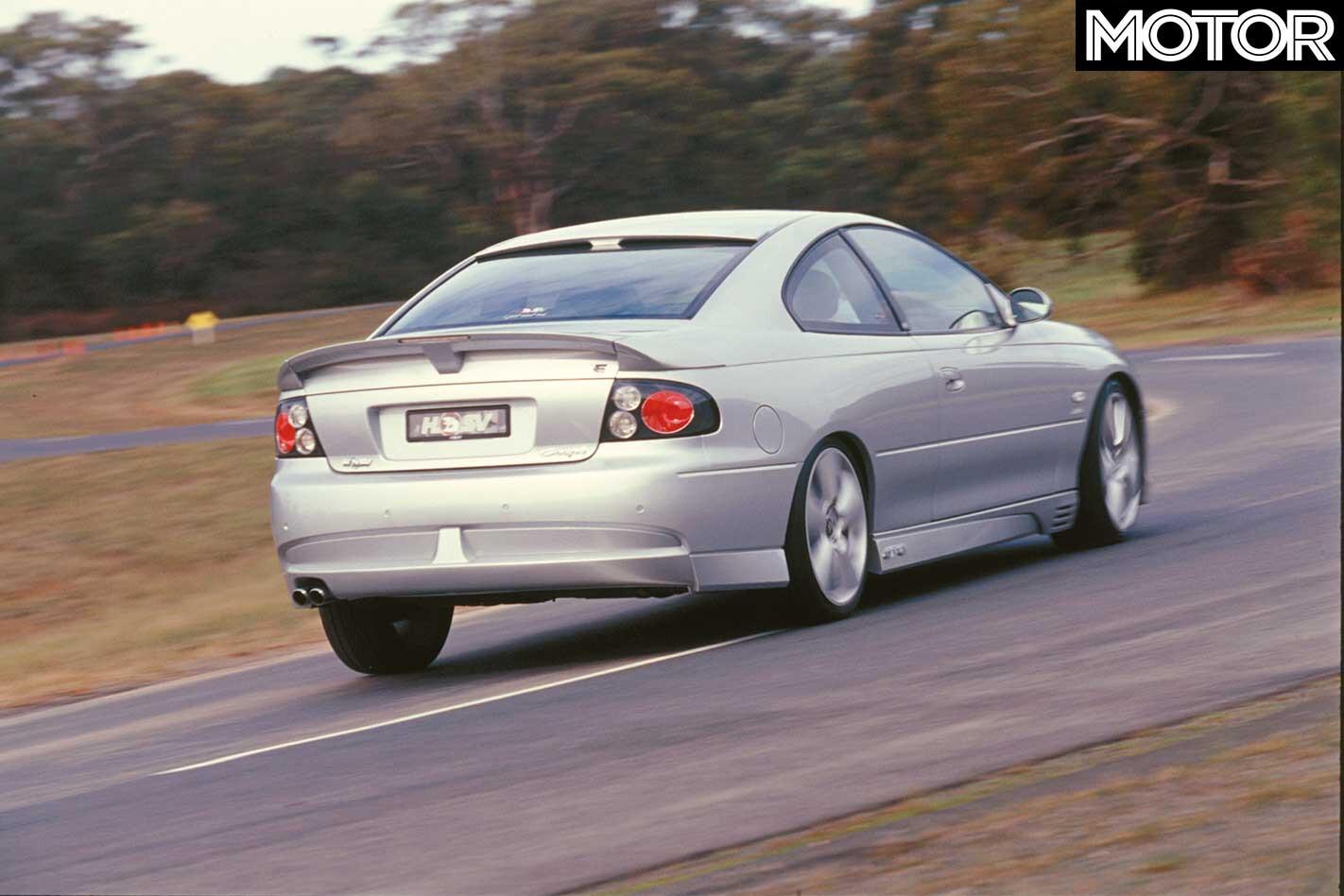 2004 HSV GTO Coupe LE Rear Jpg
