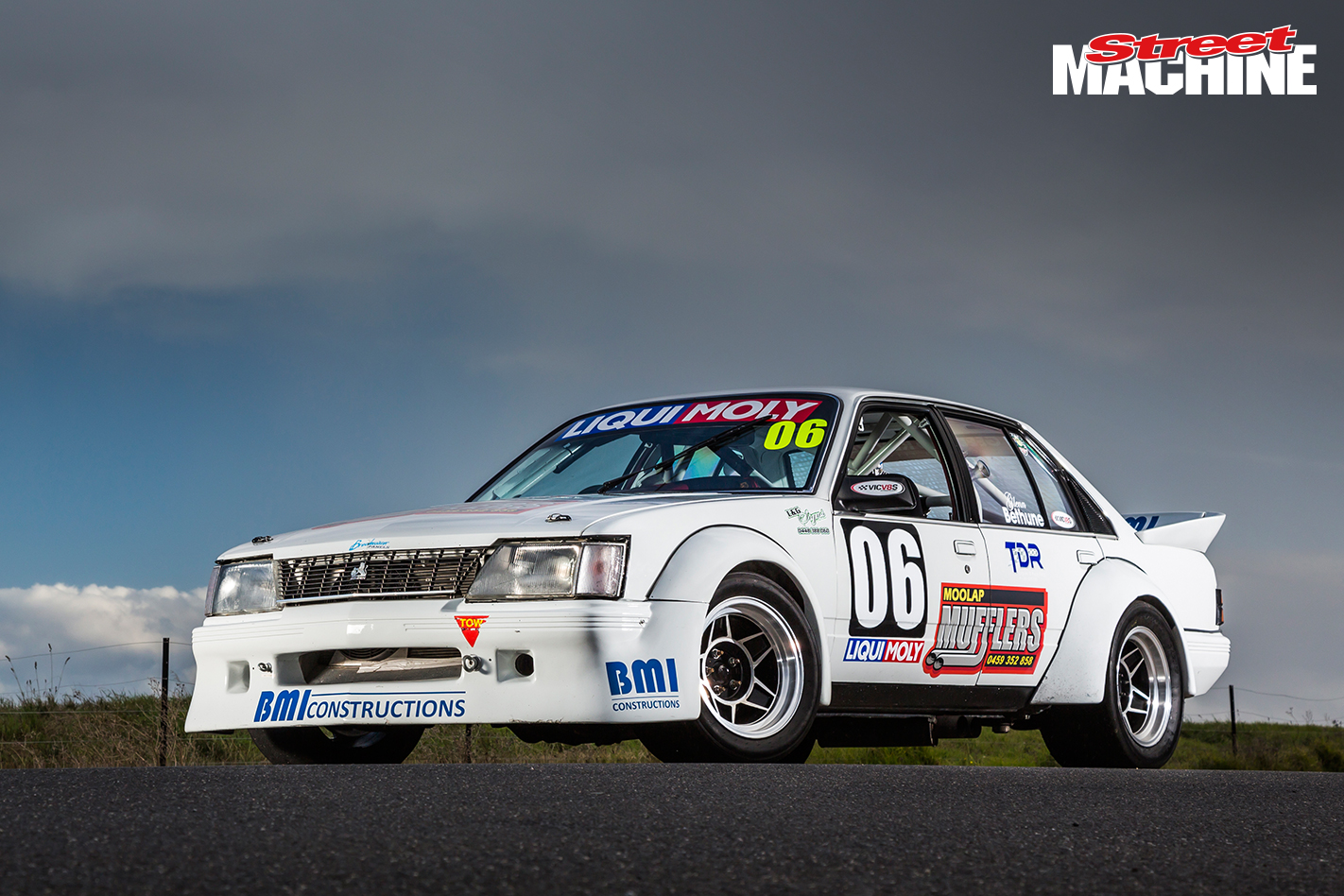 VH Holden Race Car