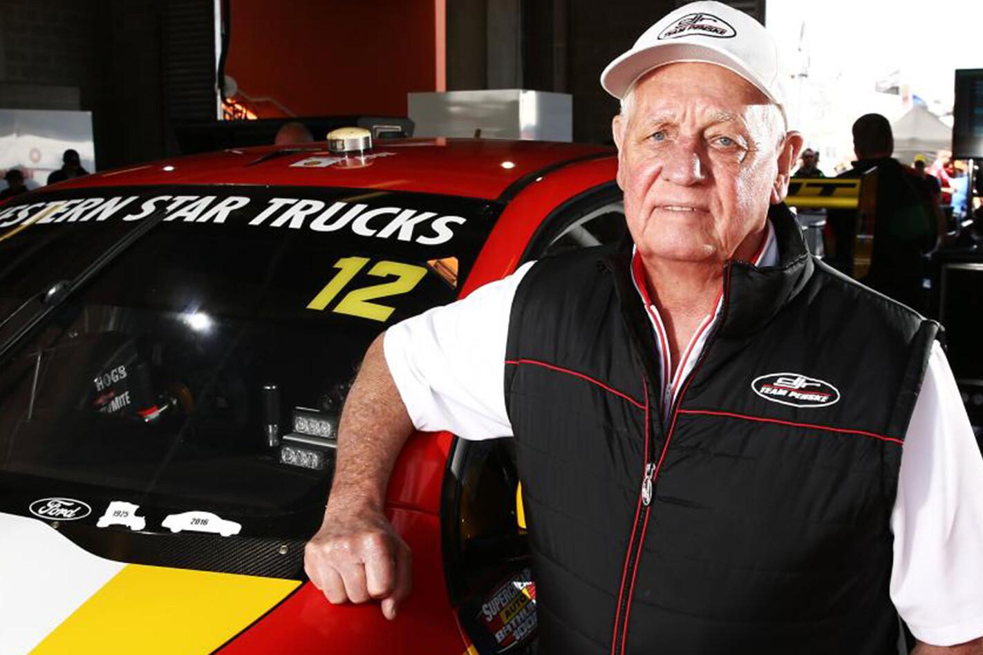 Dick Johson Racing legend