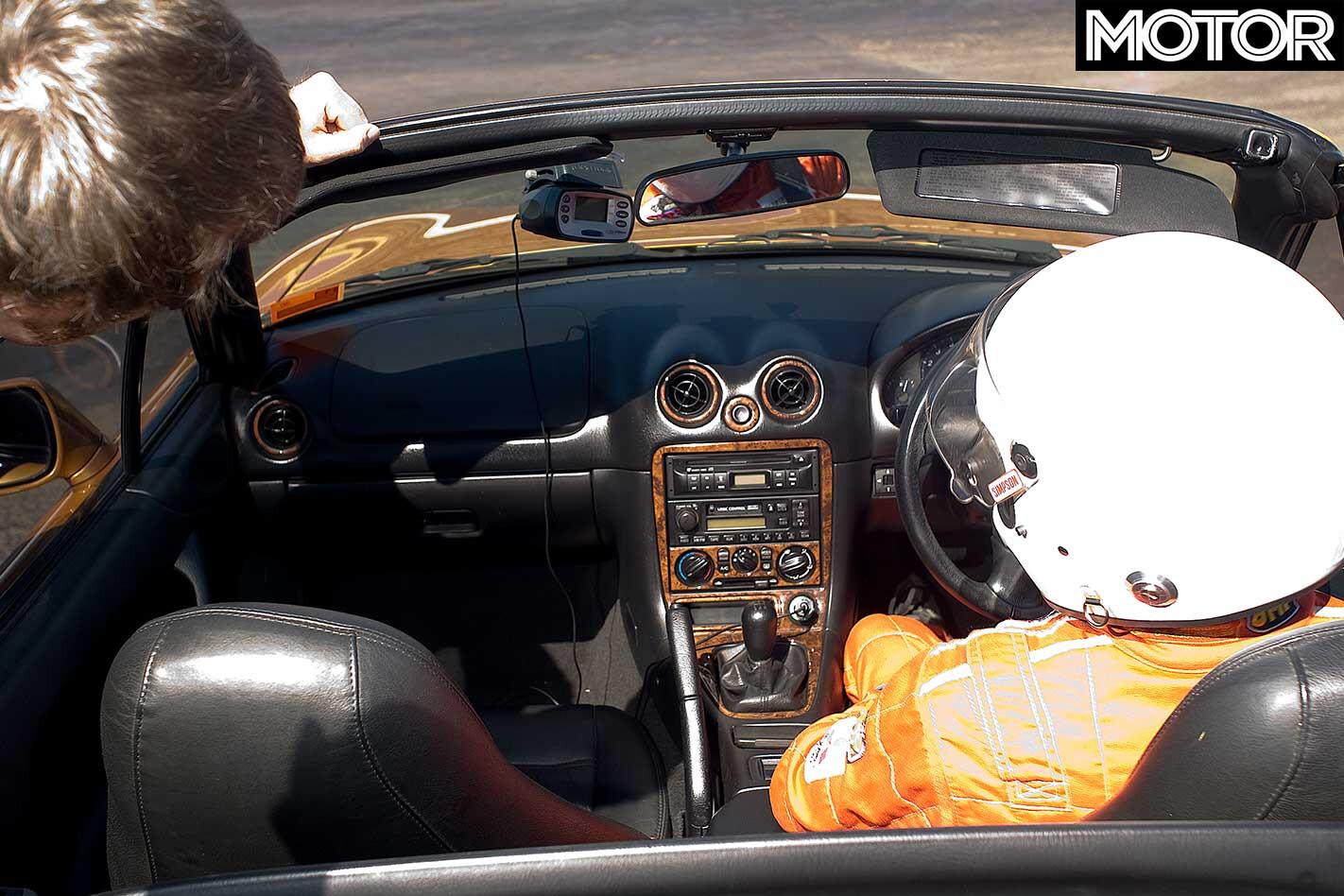 Mazda MX 5 NB Interior Jpg