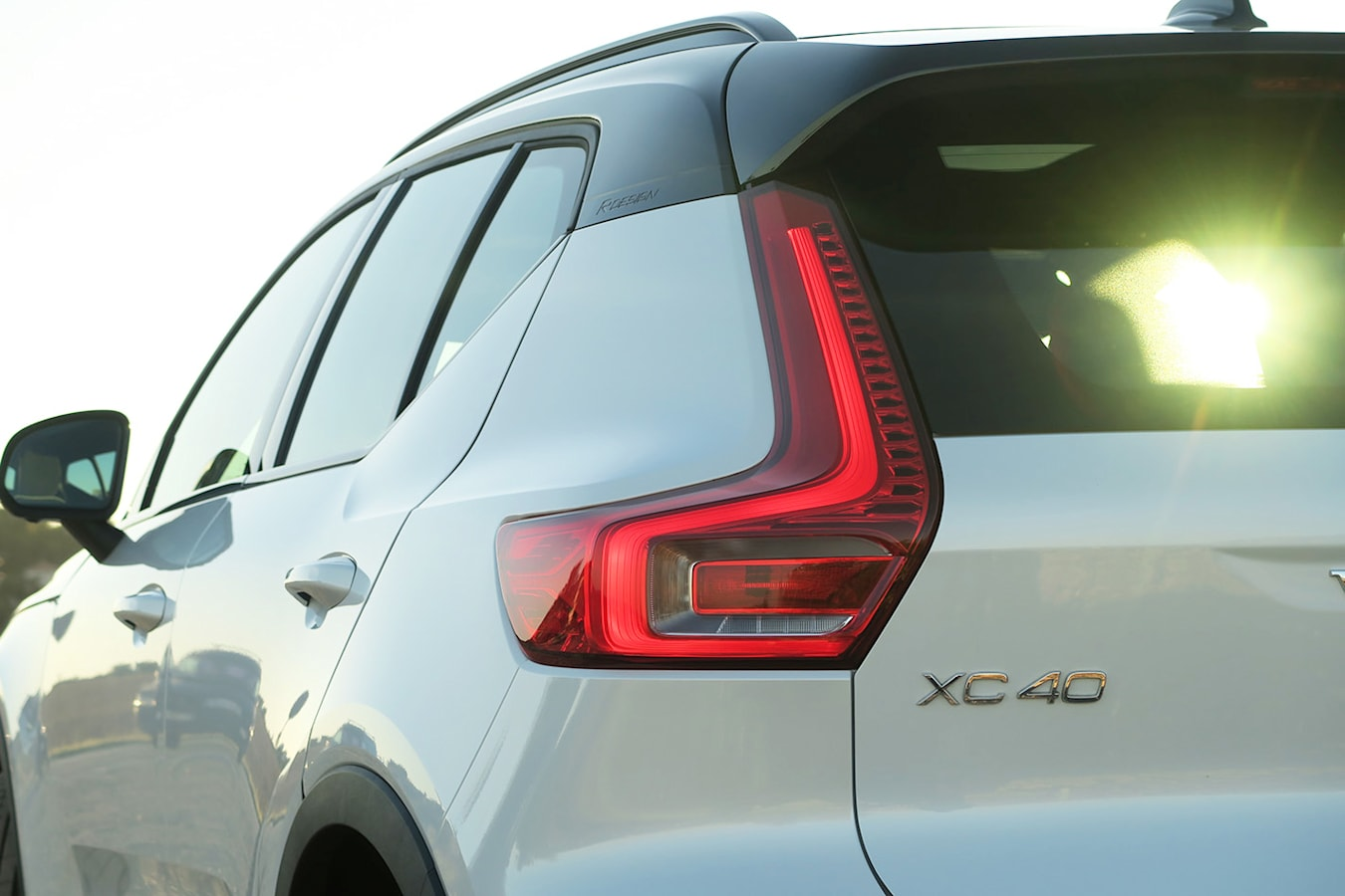2018 Volvo Xc 40 Rear Close Jpg