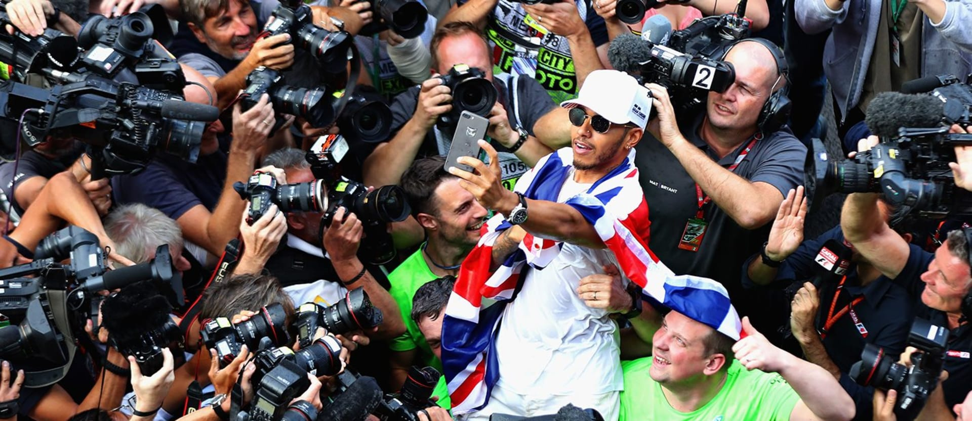 How Lewis Hamiltons rumoured 72 million contract stacks up