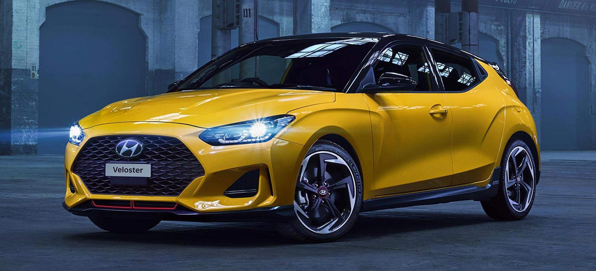 2020 Hyundai Veloster Turbo Australian pricing specs news