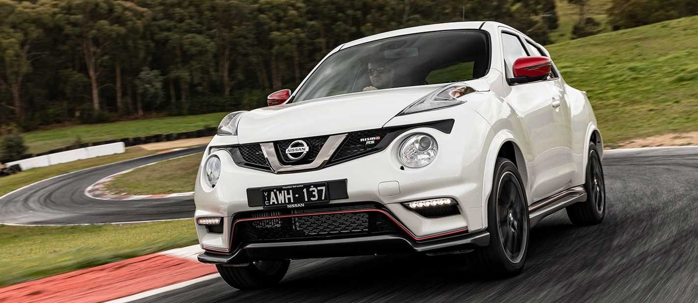 2018 Nissan Juke Nismo RS performance review