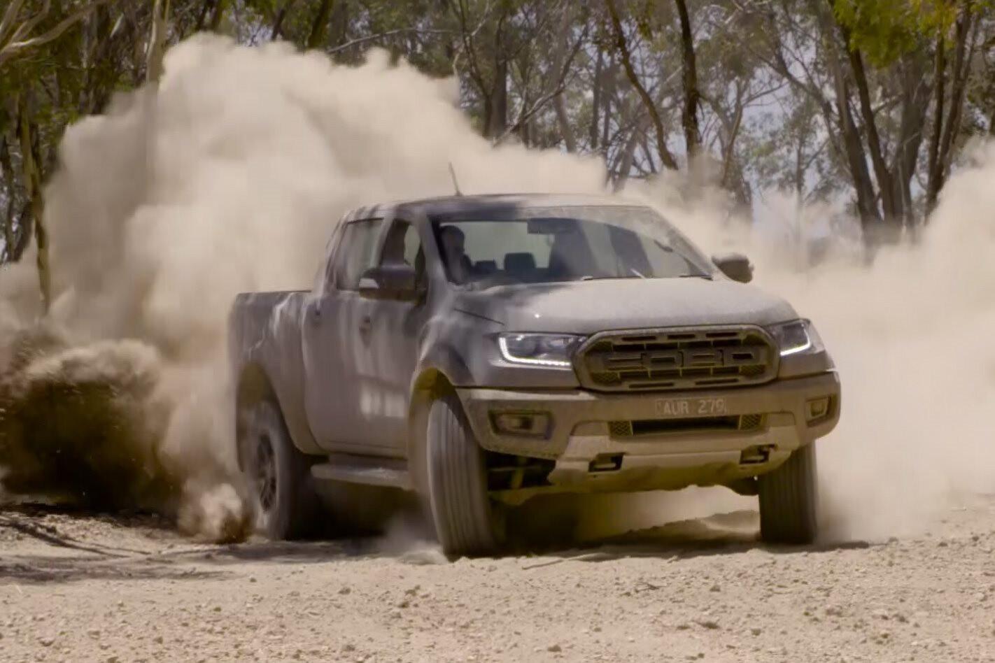 2019 Ford Ranger Raptor video review