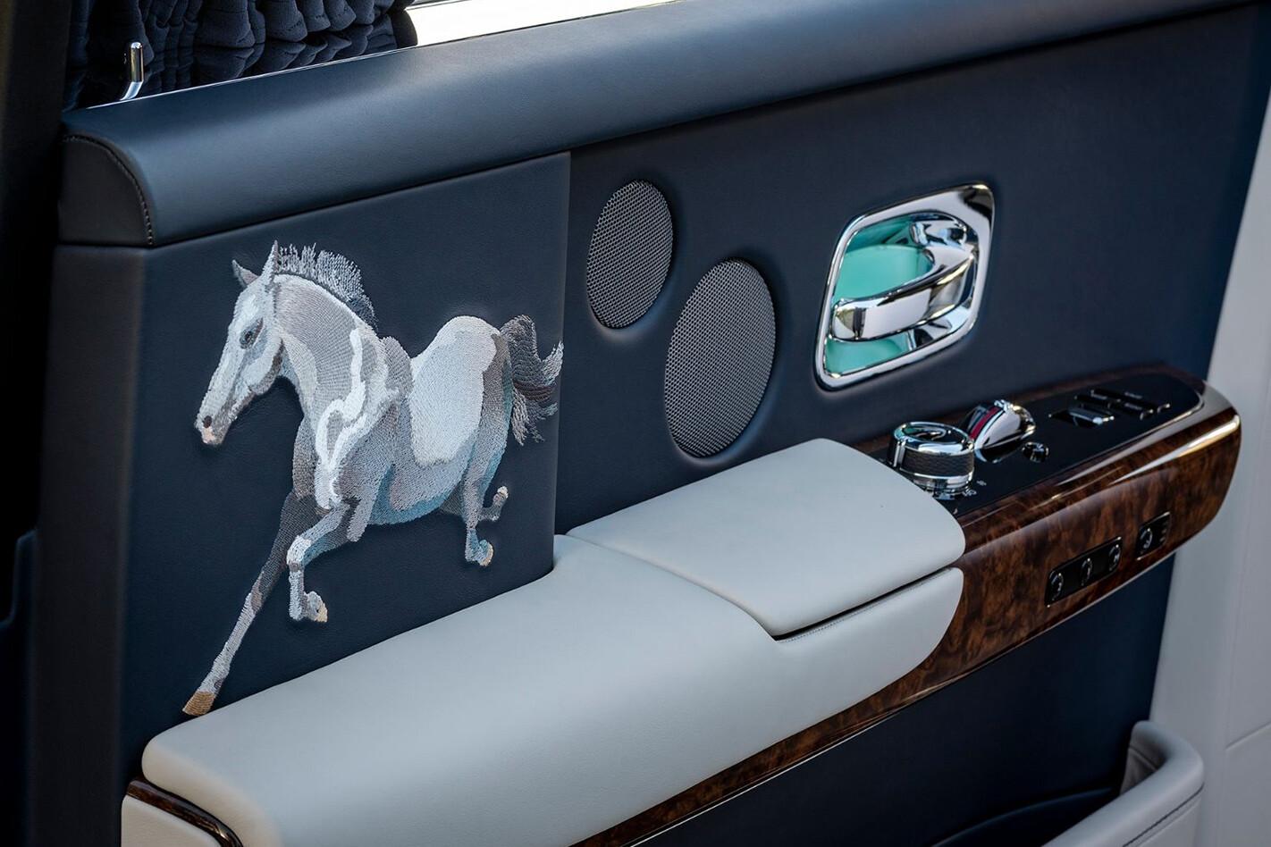 Rolls-Royce bespoke design