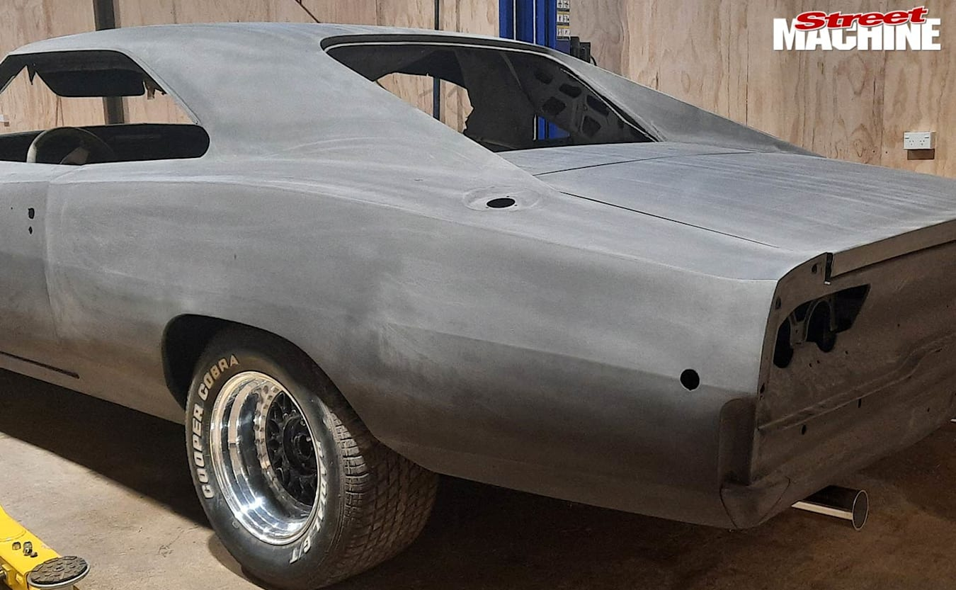 Dodge Charger build