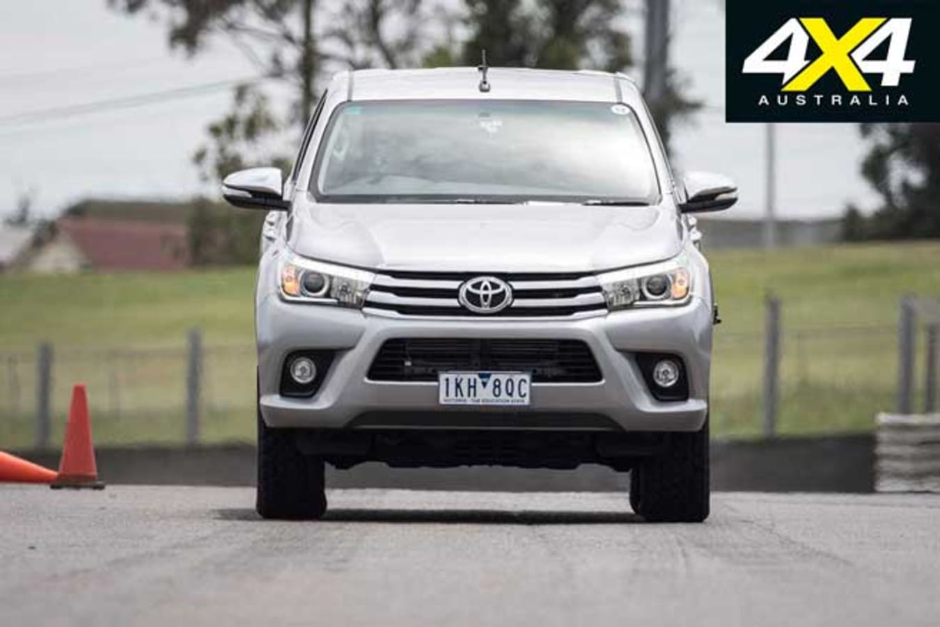 Dual Cab Ute Safety Features Explained Braking Jpg