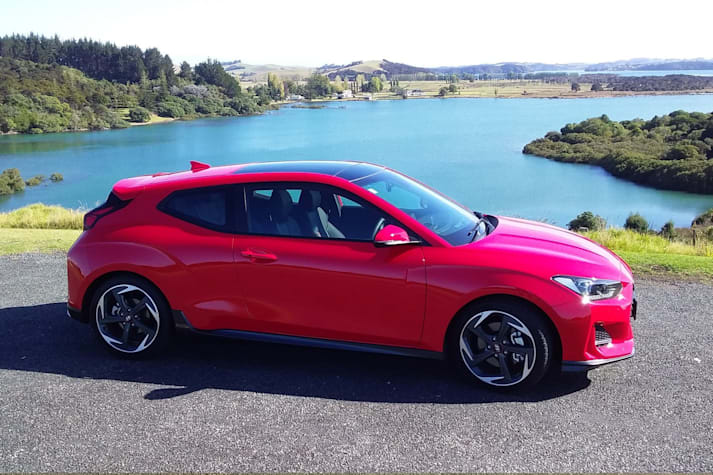 Hyundai Veloster Turbo New Zealand