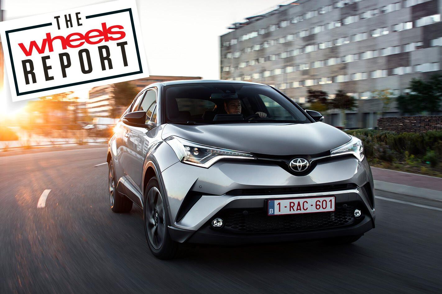 Toyota Wheels Report 2016