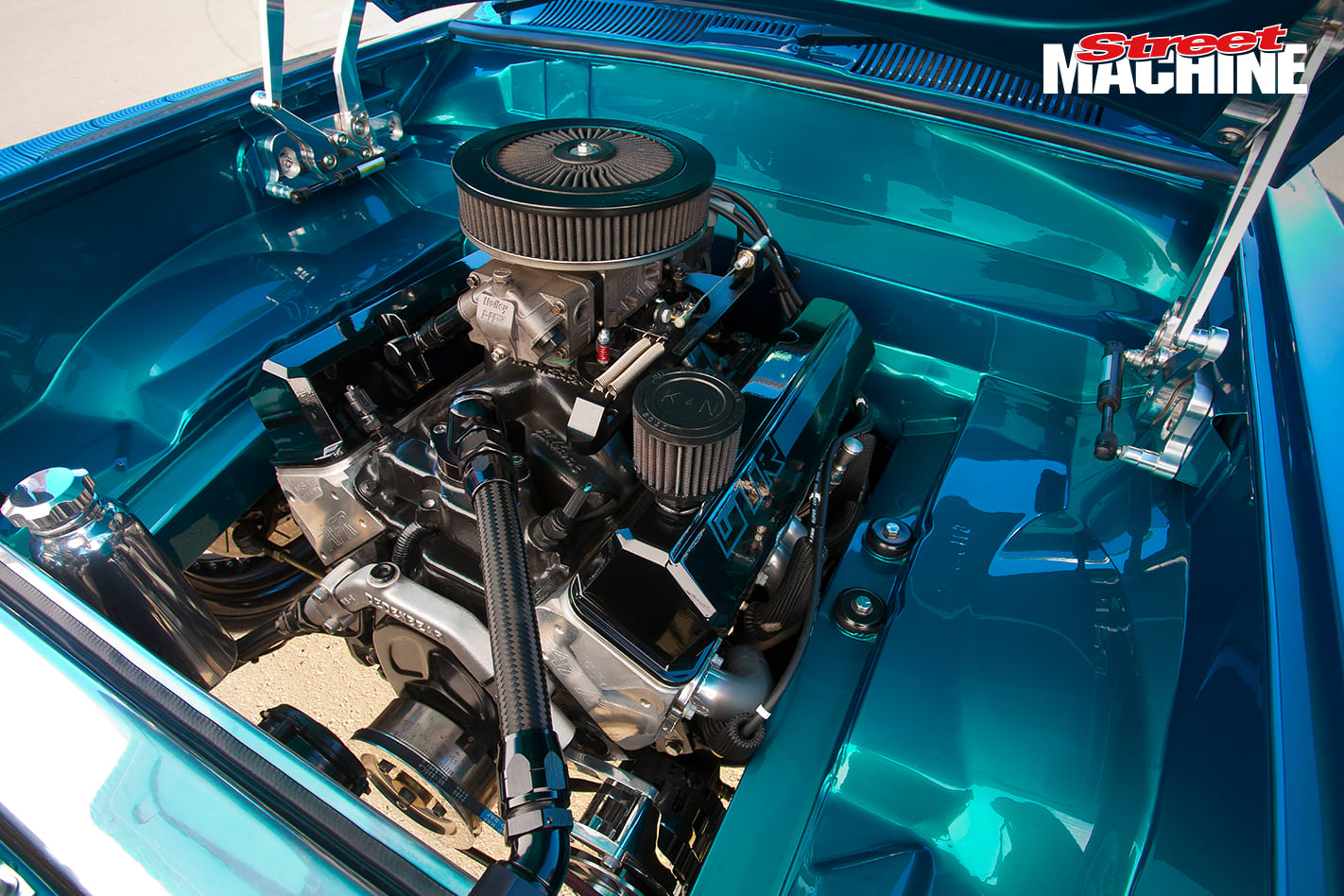 Holden LC Torana Coupe 383 Chev Engine 1