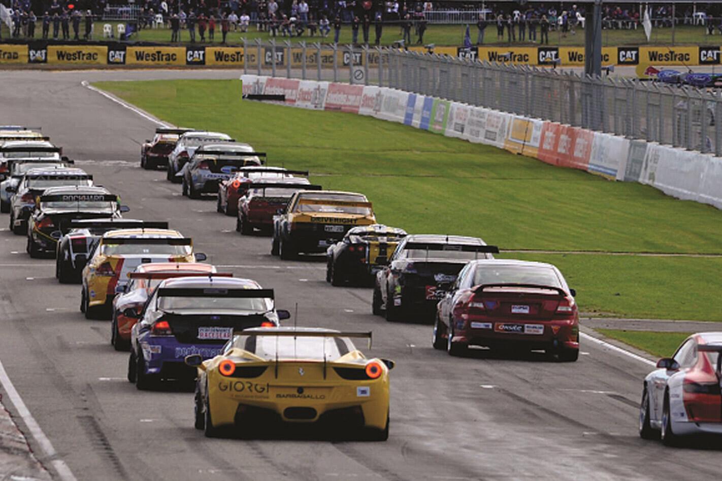 Waneroo Raceway