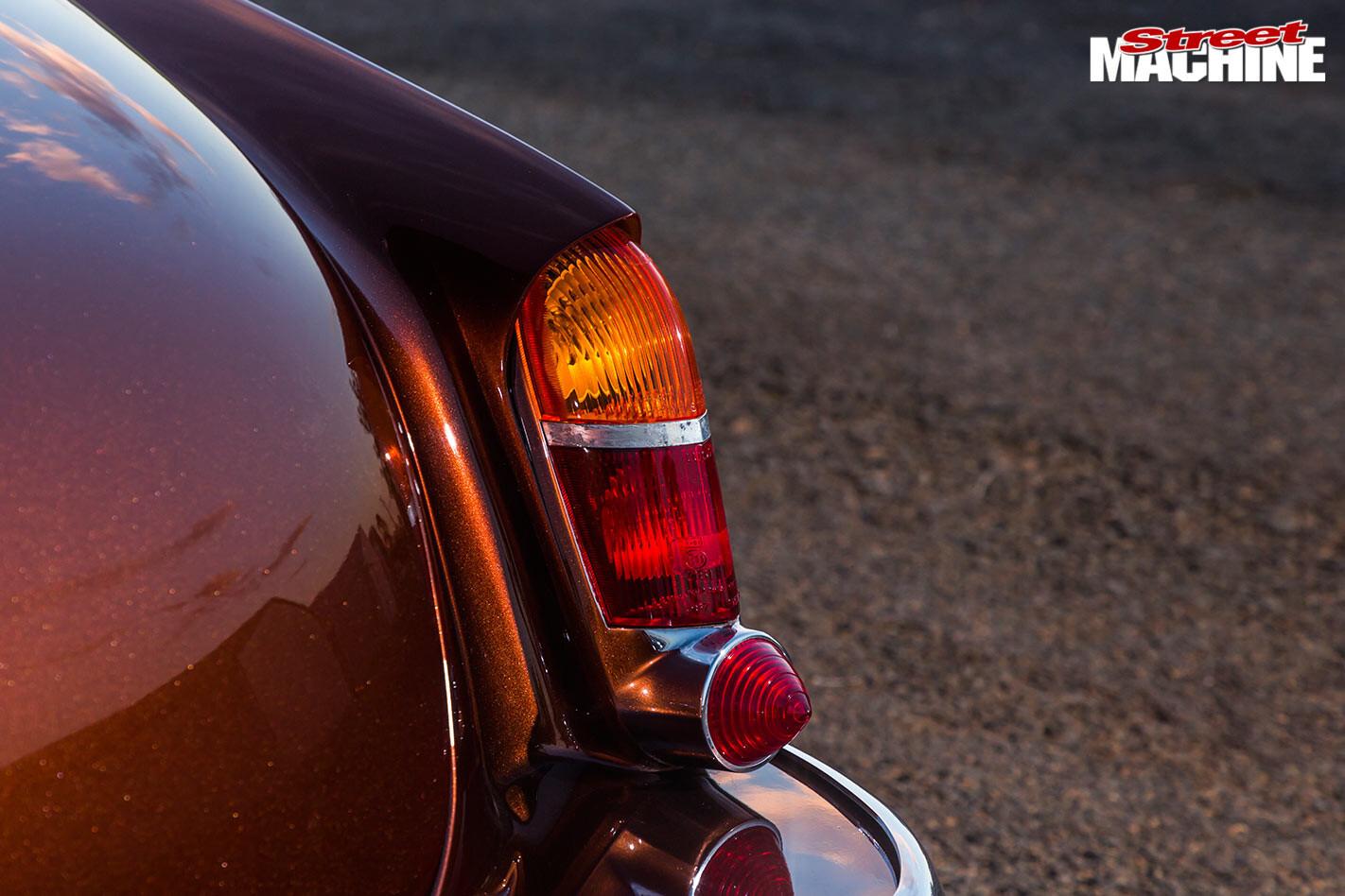 Jaguar Mark 10 tail light