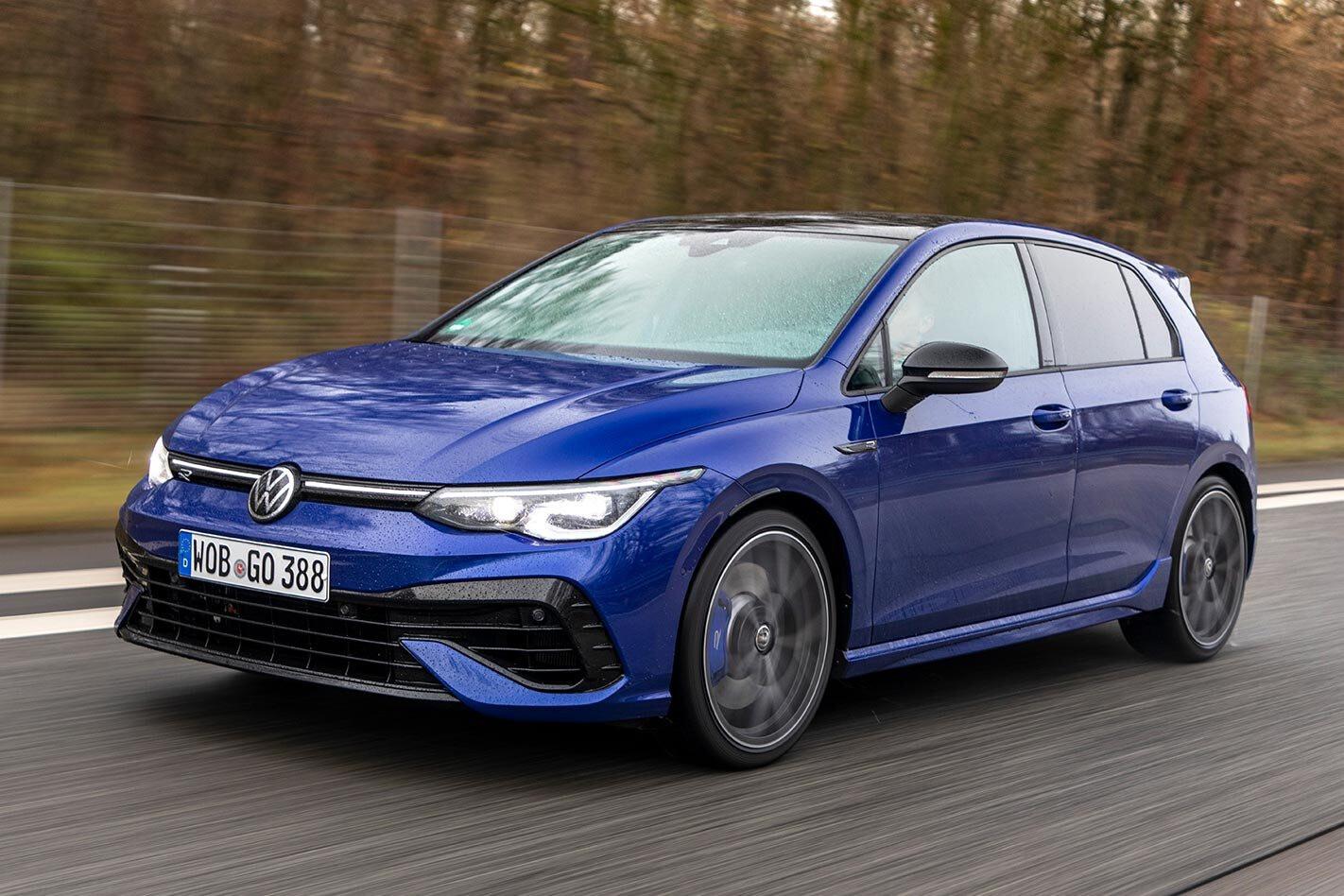 Volkswagen Golf R 2021 review