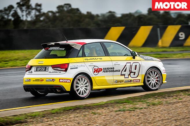 Harding Performance S1 rear driving