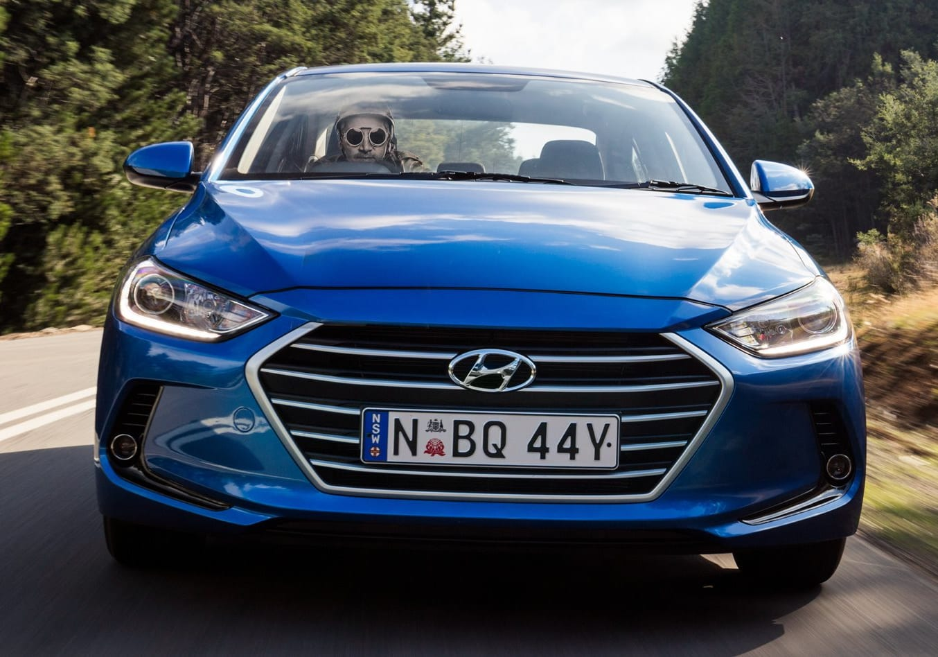 Stephen Corby quenches the midlife crisis by buying a Hyundai