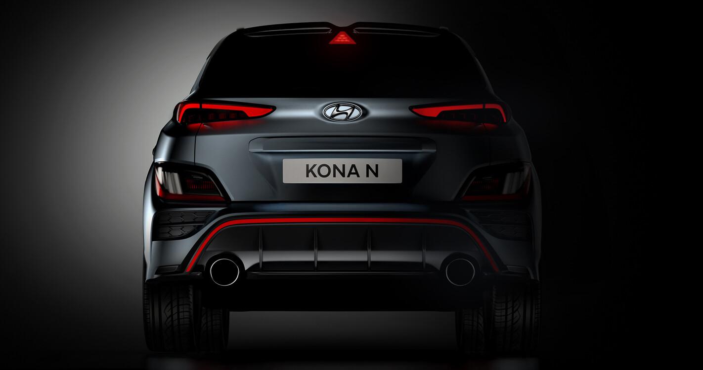 Hyundai KONA N Teaser Image 02 Jpg