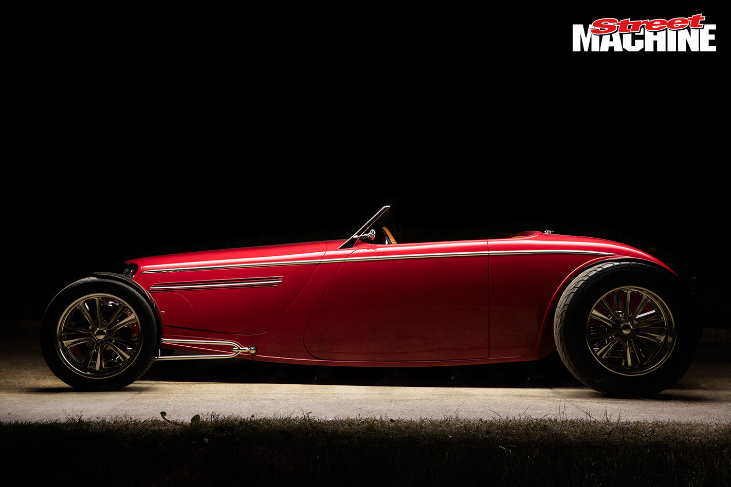 Hot Rod Roadster Nw