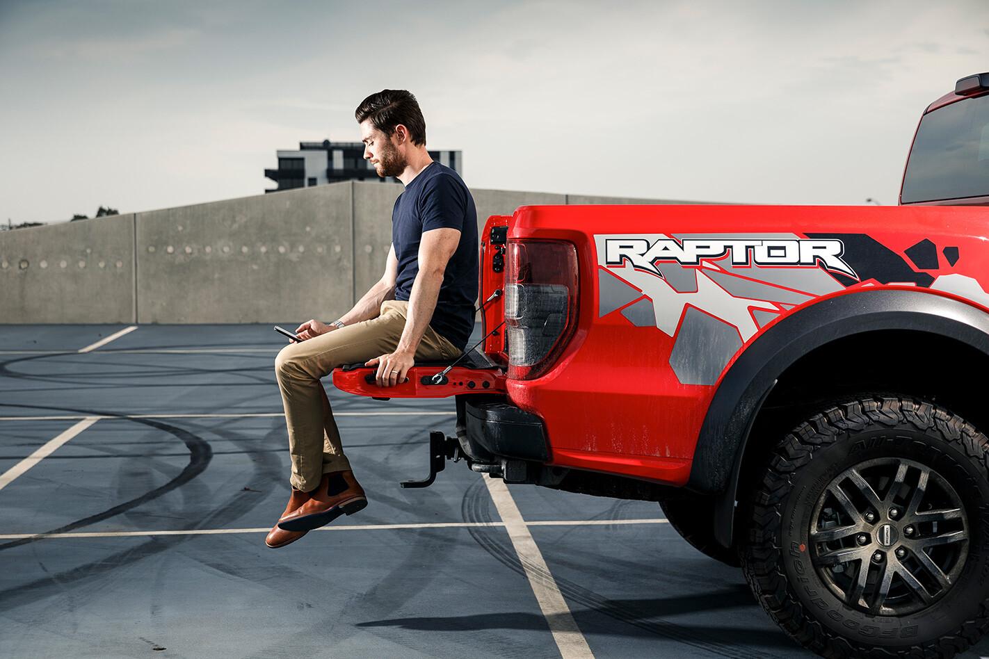 2019 Ford Ranger Raptor 4x4 Ute Tray