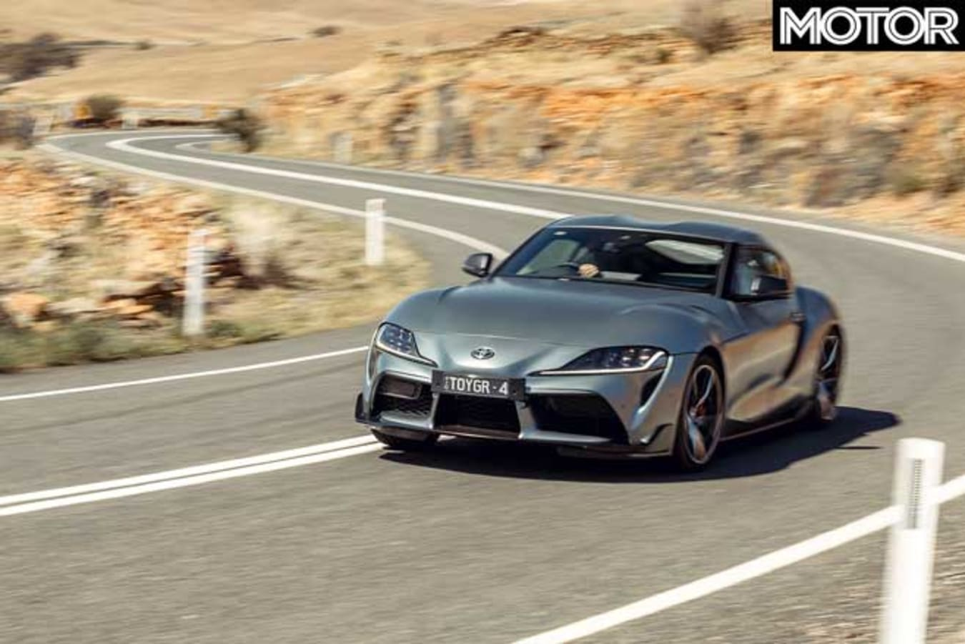 Performance Car Of The Year 2020 Road Course Toyota GR Supra Review Jpg