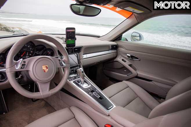 Vonnen Carrera Hybrid Porsche 911 Interior Jpg