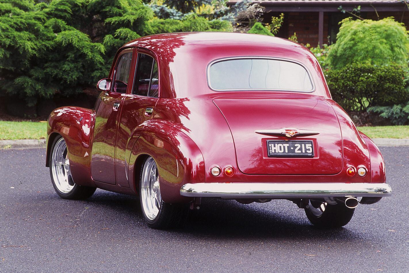 Holden FX rear
