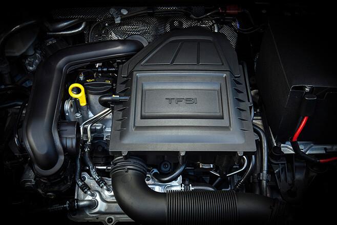 2017 Audi A3 engine