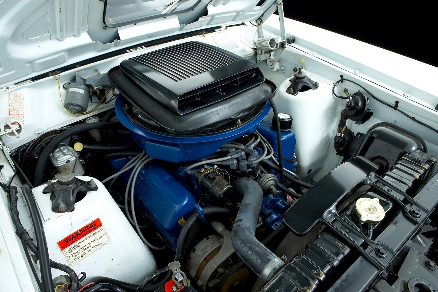 Aussie Gold Gtho Engine Jpg