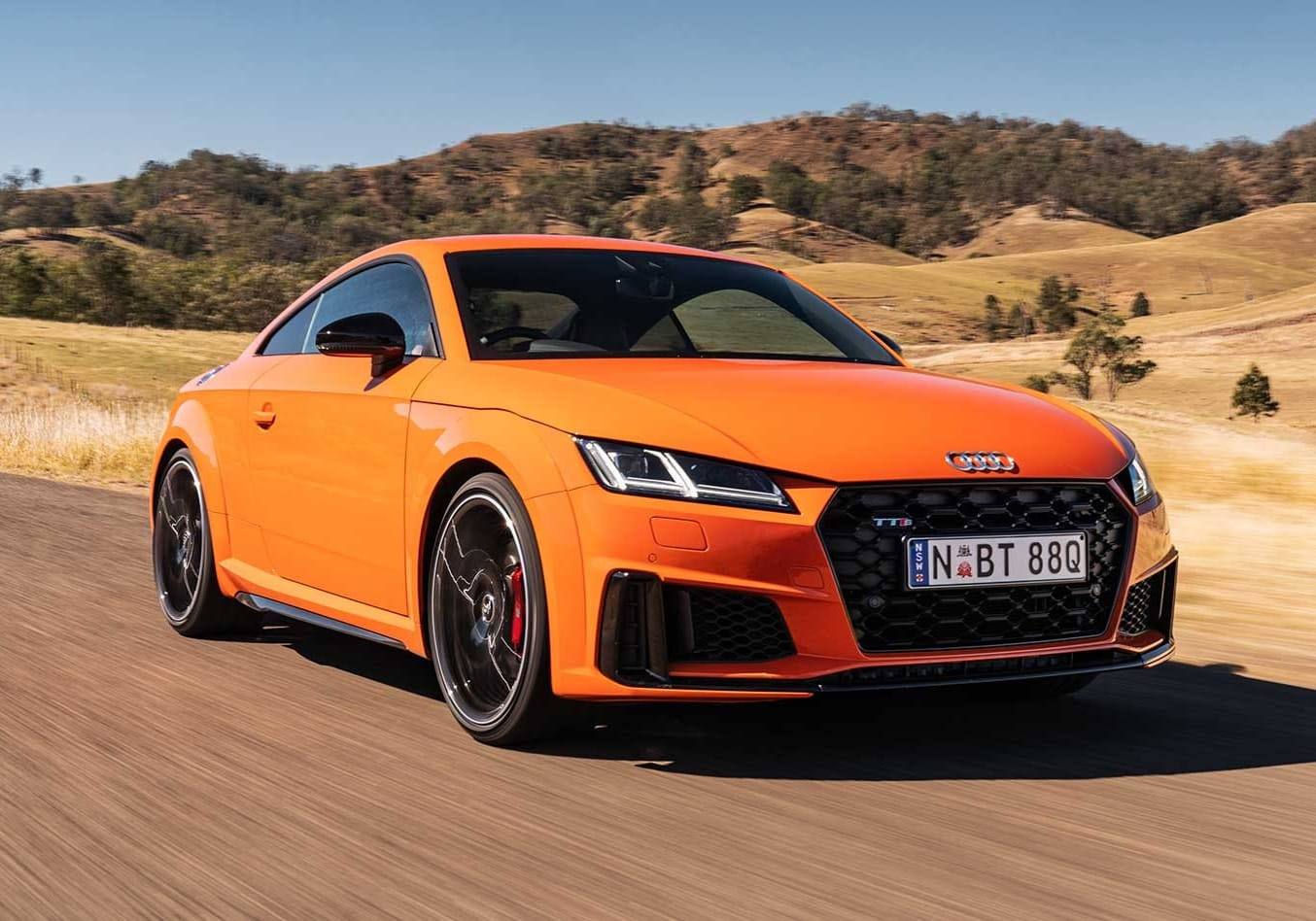 2019 Audi TTS coupe review