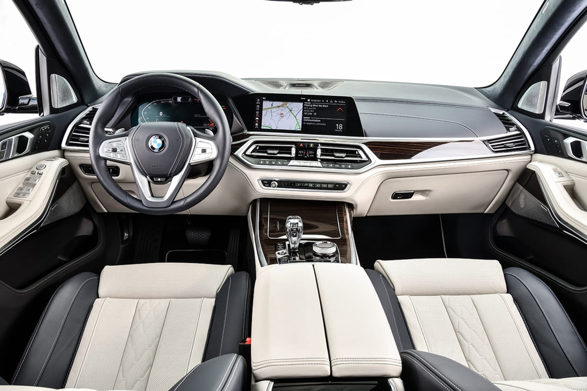 BMW X 7 X Drive 40 I 200 Jpg