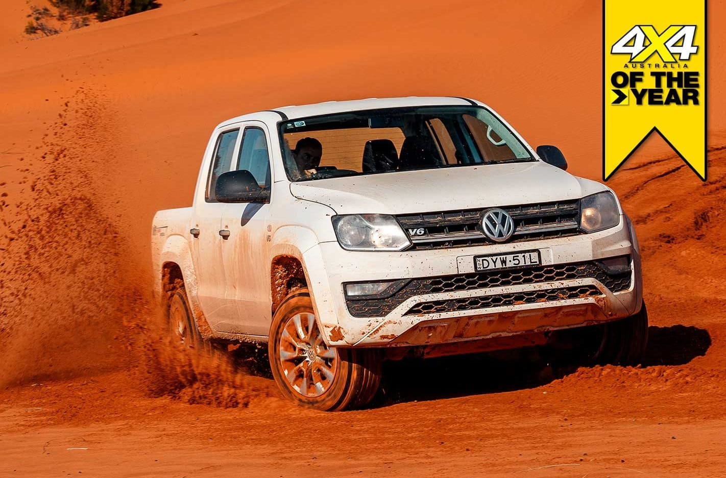 4x4 of the Year 2019 Volkswagen Amarok V6 Core review